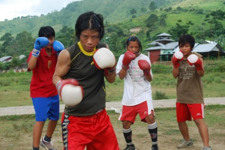 MANIPUR BOX TRAINING
