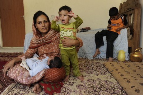 AFGHAN MOTHERS AT RISK